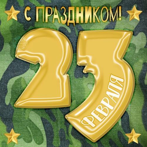 запросу поздравление для празднования 23 февраля переводе